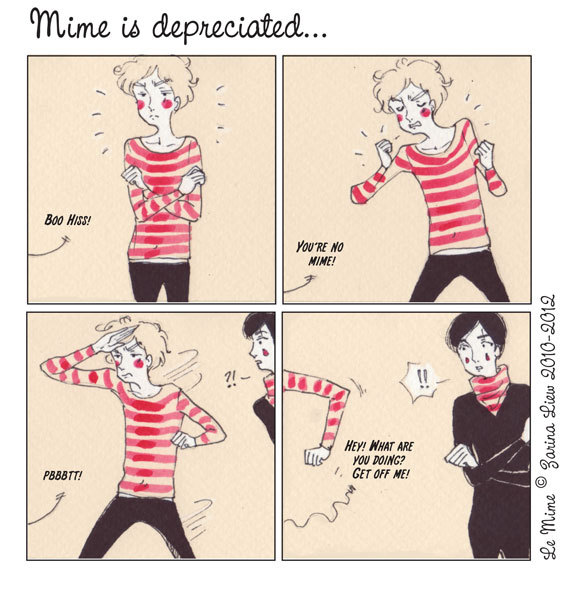 Mime is depreciated…